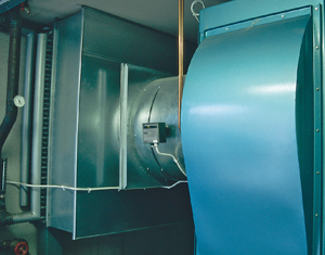 Heat Exchanger used as preheater