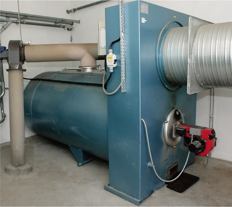HAGA HOT AIR FURNACE