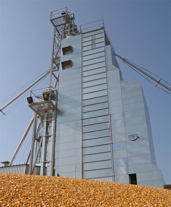 Grain dryer HR