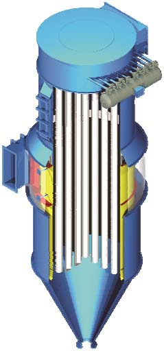 Pulse-Jet filter