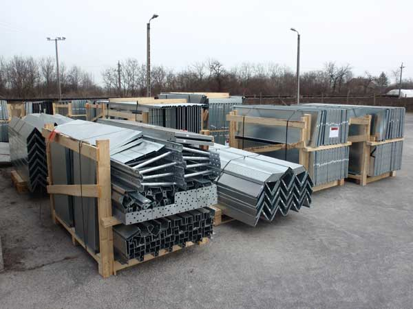 2012-03-08 First delivery from Sweden. Everything is properly packed and without transport damage.