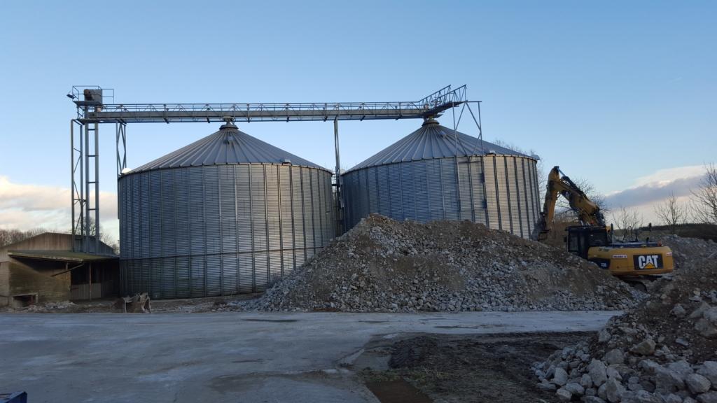 2016-02-04 Rivning av befintliga silos