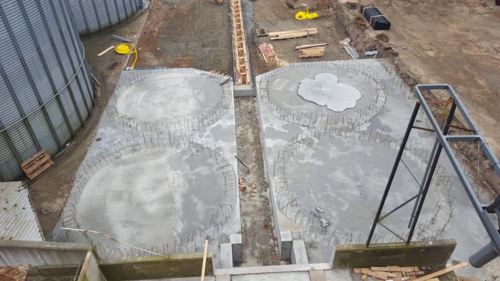 2016-04-05 Armerade betongplattor för silos