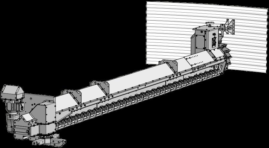 Зачистной транспортер конструирование транспортеров
