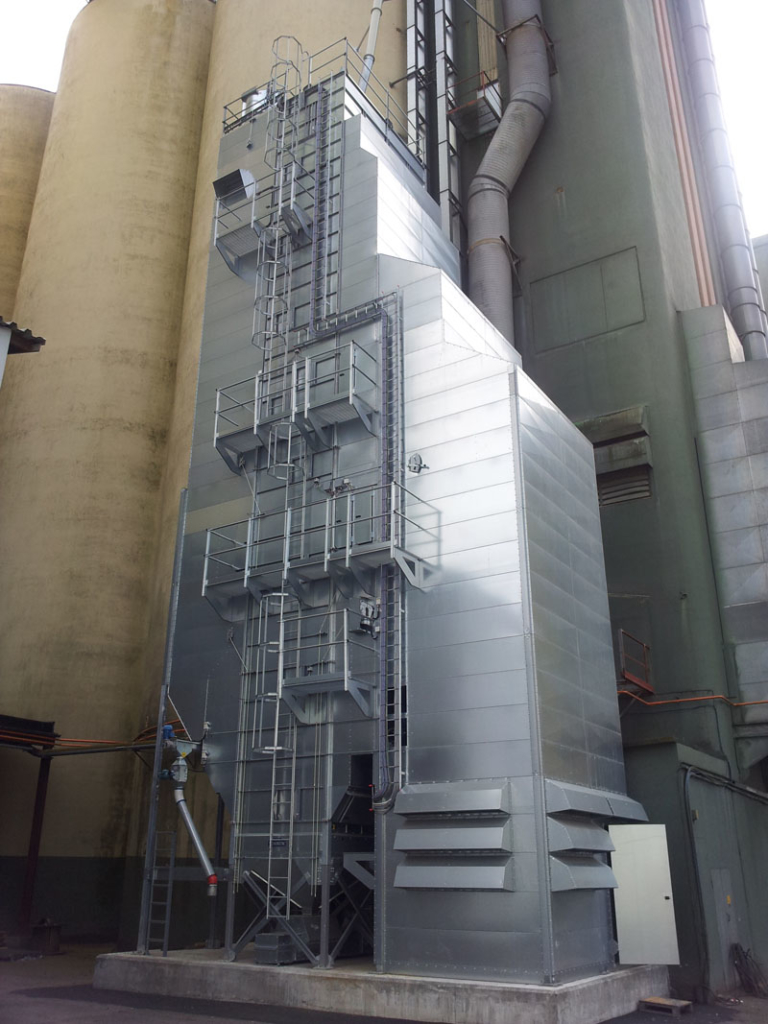 Continuous Dryer with heat recovery - HR4