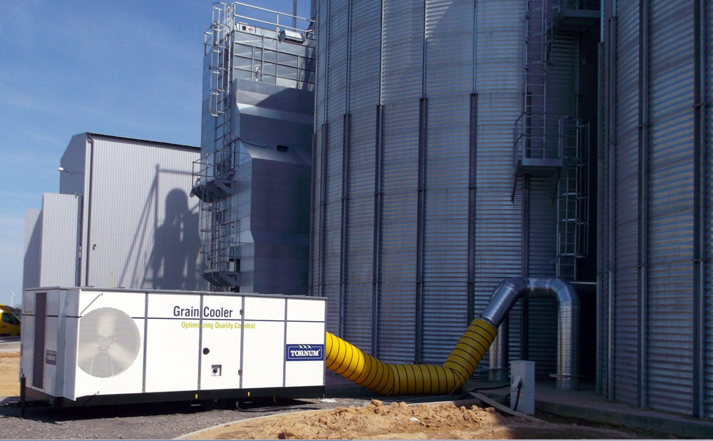 Grain Cooler TGC