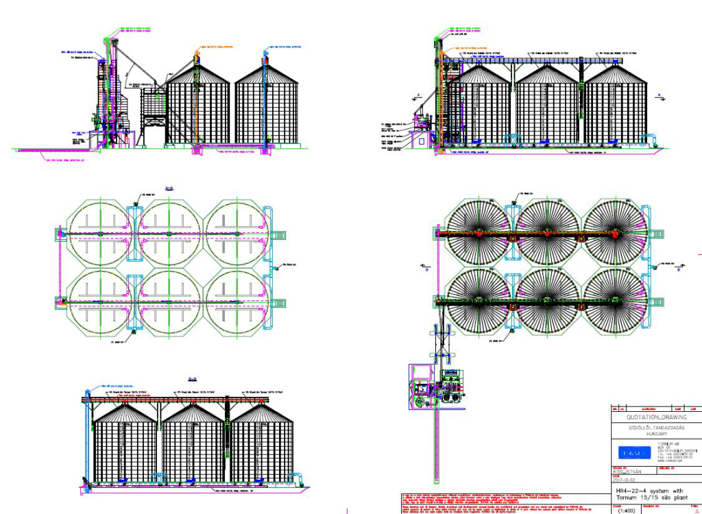 Project drawing