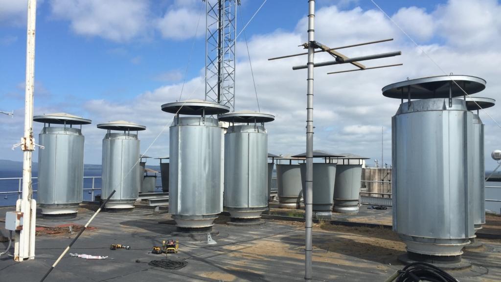 Nya ljuddämpare för torkfläktar
